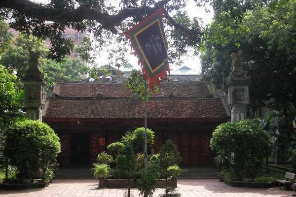 Quan Thanh Temple, Hanoi Temple