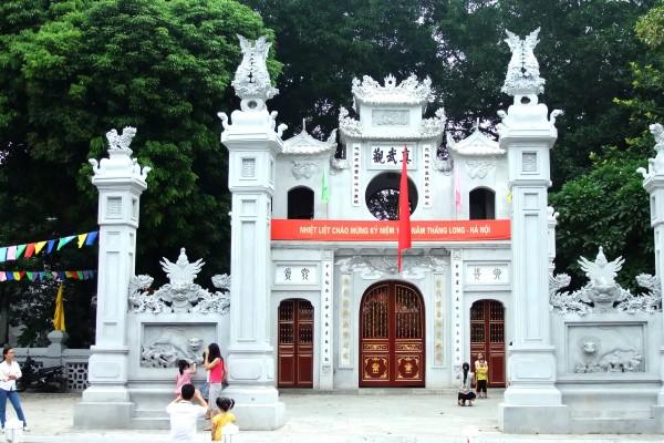 Quan Thanh Temple, Quan Thanh Temple Travel, Quan Thanh Temple Tour