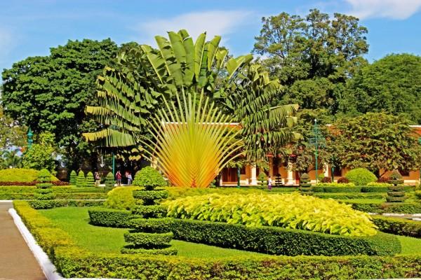 Royal Garden, Phnom Penh