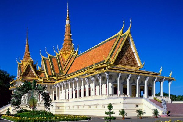 Royal Palace, Royal Palace in Phnom Penh, Phnom Penh Tour