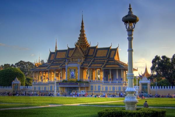 Royal Palace, Phnom Penh Tour, Royal Palace Travel, Cambodia