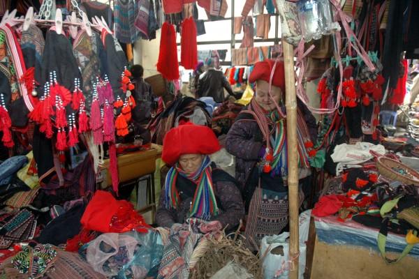 Sapa Market, Sapa Tour, Sapa Hotel