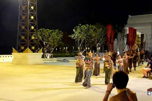travel bangkok, indochina travel program