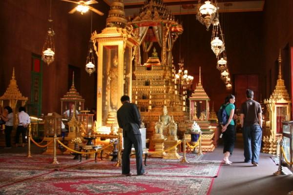 Silver Pagoda, Phnom Penh Travel, Phnom Penh Hotel