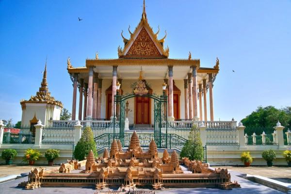 Silver Pagoda, Phnom Penh, Phnom Penh Tour