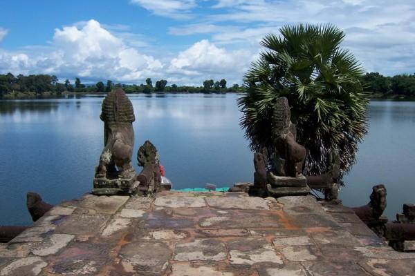 Srah Srang Temple, Srah Srang Temple in Siem Reap, Siem Reap