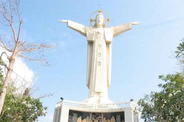 Statue of Jesus Christ, Statue of Jesus Christ in Vung Tau