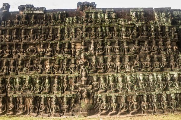 angkor thom temple tour cambodia, angkor thom tour