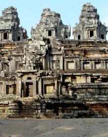 Ta Keo Temple, Ta Keo Temple in Siem Reap, Siem Reap