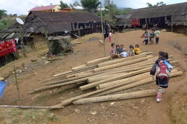 Ta Phin Village, Sapa Tour, Ham Rong Mountain