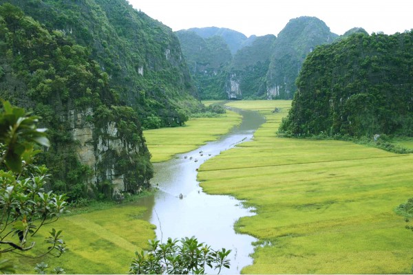 Tam Coc Cave, Tam Coc Cave Tour, Tam Coc Cave in Ninh Binh
