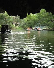 Tam Coc Cave, Tam Coc Cave Highlight