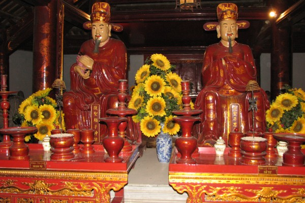 Temple of Literature , Temple of Literature in Hanoi