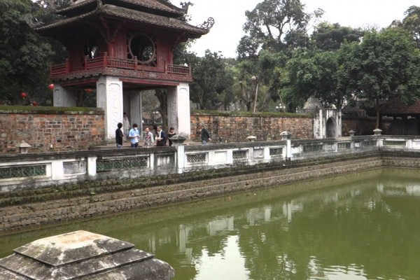 Temple of Literature, Temple of Literature Tour