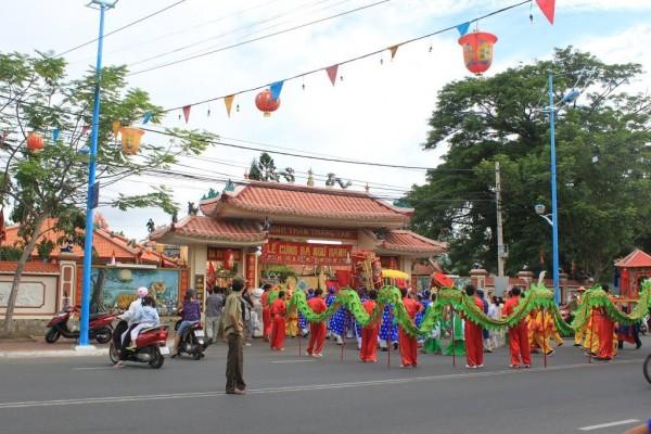 Thang Tam Temple, Vung Tau, Vung Tau Temple