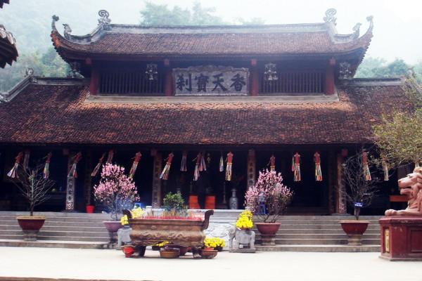 Thien Tru Pagoda, Perfume Pagoda