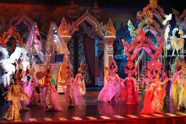 Tiffany Show, Tiffany Show in Pattaya, Pattaya Travel