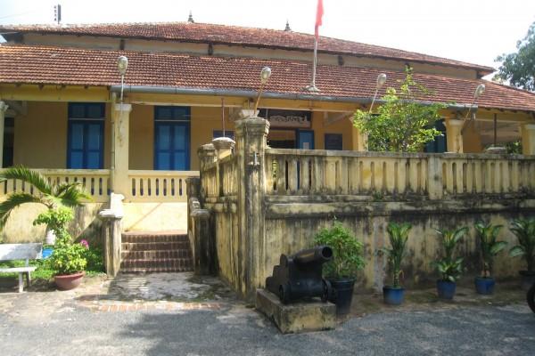Con Dao Museum, Con Dao Island