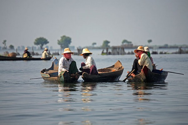 Tonle Sap Lake, Tonle Sap Lake in Siem Reap, Vietnam, travel, tours