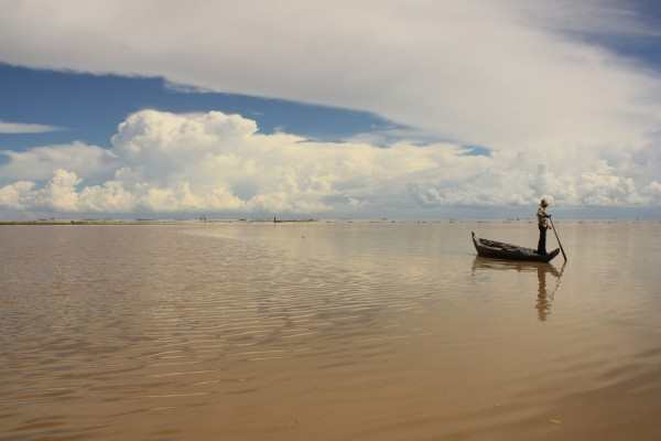 Tonle Sap Lake, Tonle Sap Lake in Cambodia, Siem Reap Tour
