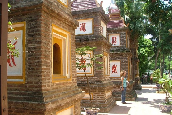 Tran Quoc Pagoda, Tran Quoc Pagoda in Hanoi