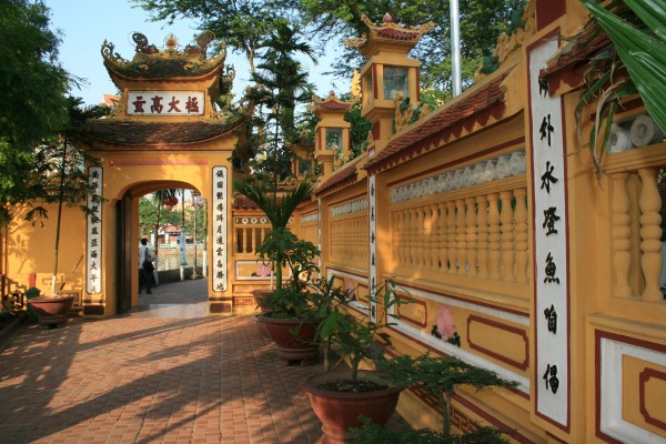 Tran Quoc Pagoda, Hanoi Tour, Hanoi Pagoda.