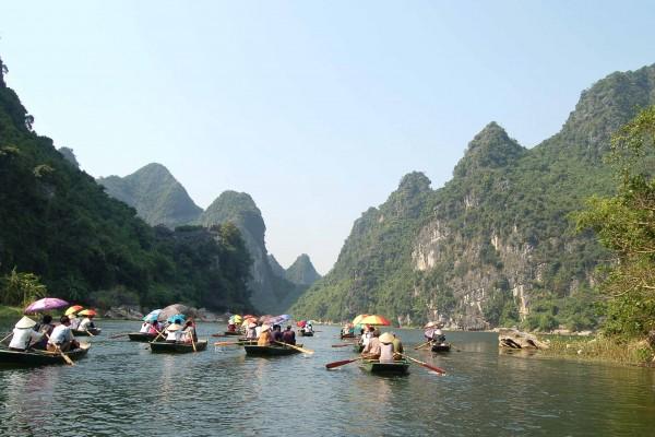 Trang An, Trang An Tour, Ninh Binh City
