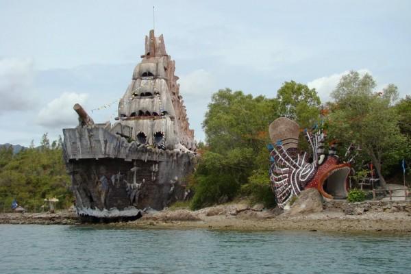 Tri Nguyen Aquarium, Nha Trang Bay, Nha Trang Holiday