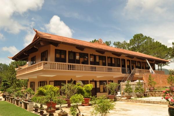 Truc Lam Zen Monastery, Dalat, Dalat Lake, Dalat Pagoda