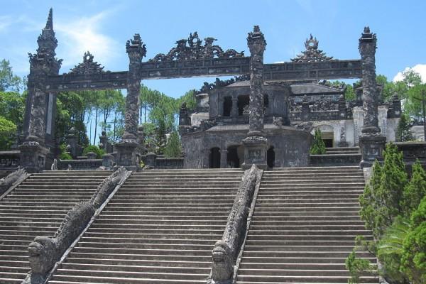 Tu Duc Tombs, Hue, Hue Travel Guide