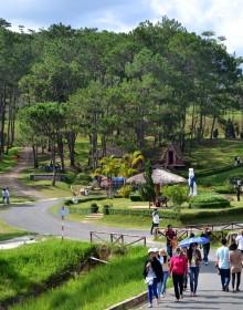 Valley of Love, Dalat, Dalat Park