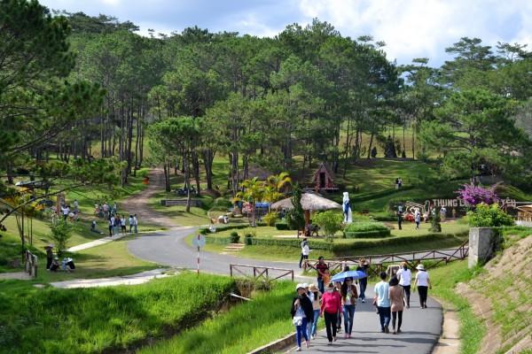 Valley of Love, Dalat, Dalat Park