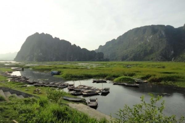 Van Long Nature Reserve, Ninh Binh Tour