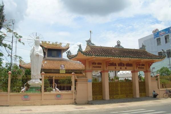 Vien Minh Pagoda, Ben Tre, Ben Tre Highlight