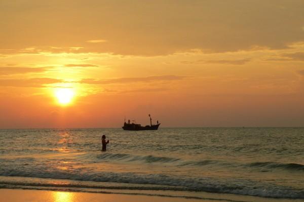 Vung Tau Beach, Vung Tau