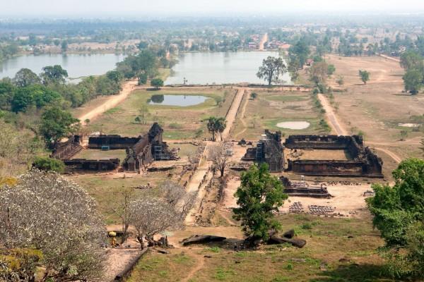 Wat Phou, Laos, Luang Prabang, Vientiane