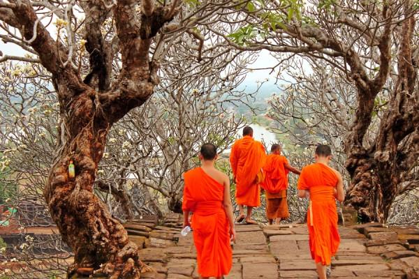 Wat Phou, Wat Phou in Champasak, Laos