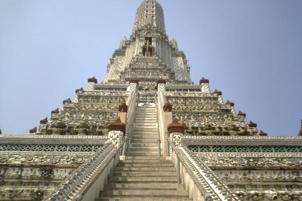Wat Phrathat Jom Kitti, Thailand