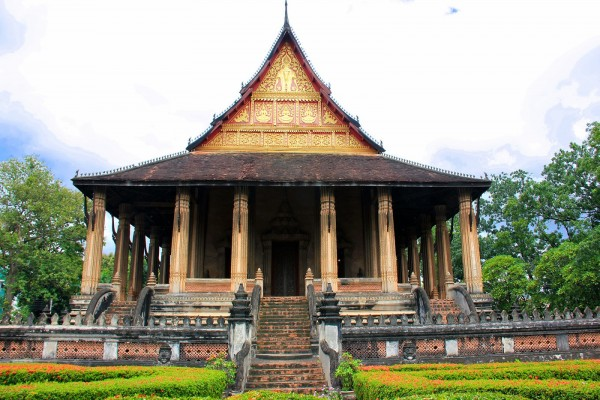 Wat Prakeo, Wat Prakeo in Vientiane, Vientiane Travel