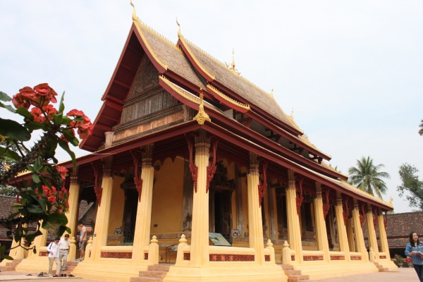 Wat Sisaket, Wat Sisaket in Vientiane, Vientiane Tour