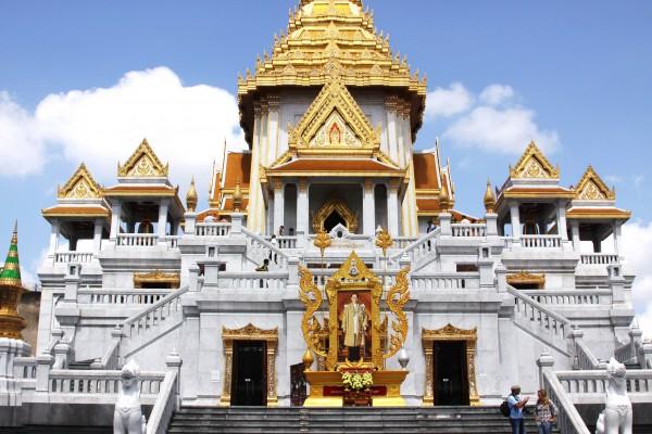 Wat Trimit Templ, Bangkok, Bangkok