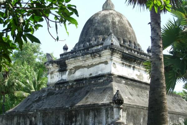 Wat Visoun, Wat Visoun in Luang Prabang, Luang Prabang City Tour