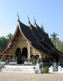 Wat Xiengthong, Luang Prabang, Wat Xiengthong in Luang Prabang