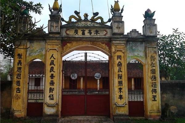 Xuong Giang Ancient Citadel, Bac Giang, Bac Giang Travel