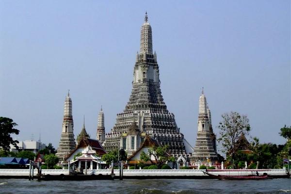 Temple of Dawn, Bangkok, Bangkok Tour