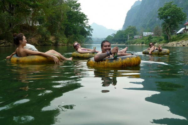 vang vieng travel, laos travel