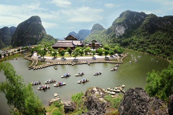 Trang An, Trang An Tour, Trang An in Ninh Binh