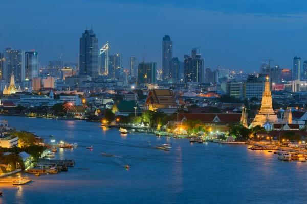 bangkok tour, bangkok riverview