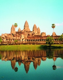 Angkor Temples Full Day Trip