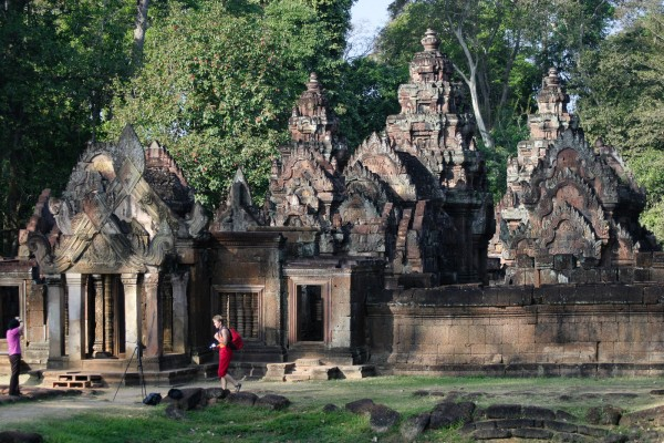 Banteay Srei Temple travel